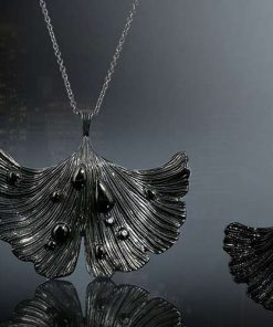 Ginkgo Leaf - Shiny Nights Collection