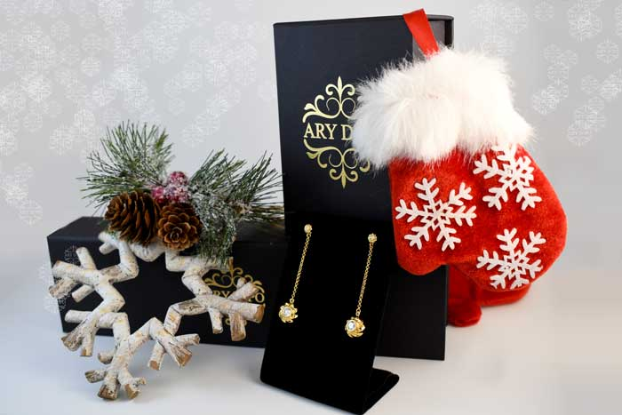 ARY DPO Designer Jewelry is Perfect gift for Christmas