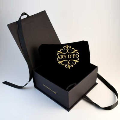 ARY D'PO Packaging