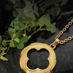 Four Leaf Clover Quatrefoil Collection