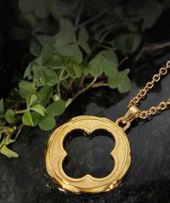 ARYDPO Four Leaf Clover jewelry Collection Quartefoil