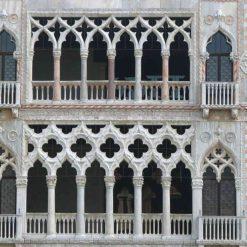 Four Leaf Clover Pendant-Necklace Rhodium over Sterling Silver Palazzo Santa Sofia Ca' D'Oro