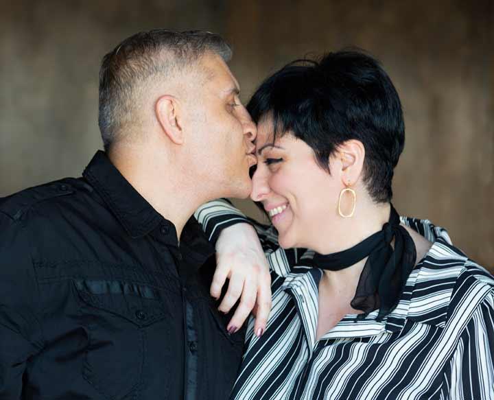 Arman and Yeva Poghosyan arydpo jewelry designers