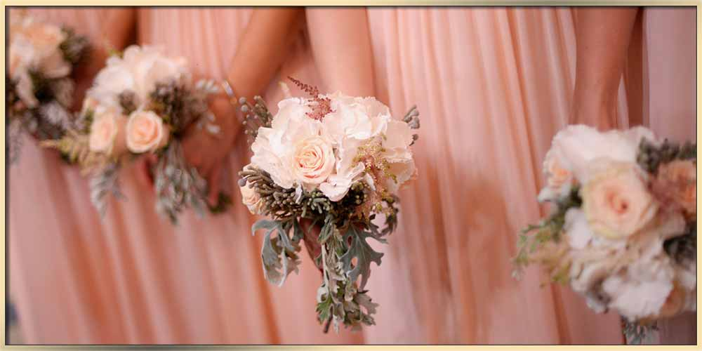 Top 7 Ideas For The Perfect Bridesmaids' Gifts