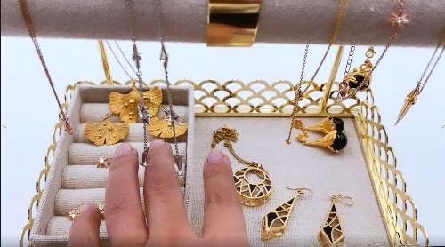 stylish ways of storing your jewelry