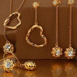 Twisted Hearts & Orbs Collection