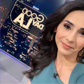 Araksya Karapetyan @araksyakarapetyan / Good Day LA Anchor, Fox LA